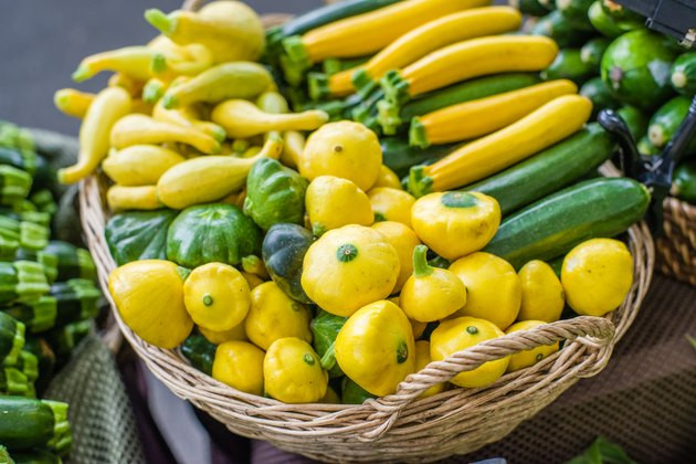 Summer Squash Nutrition  The Nutritional Value of Yellow Squash