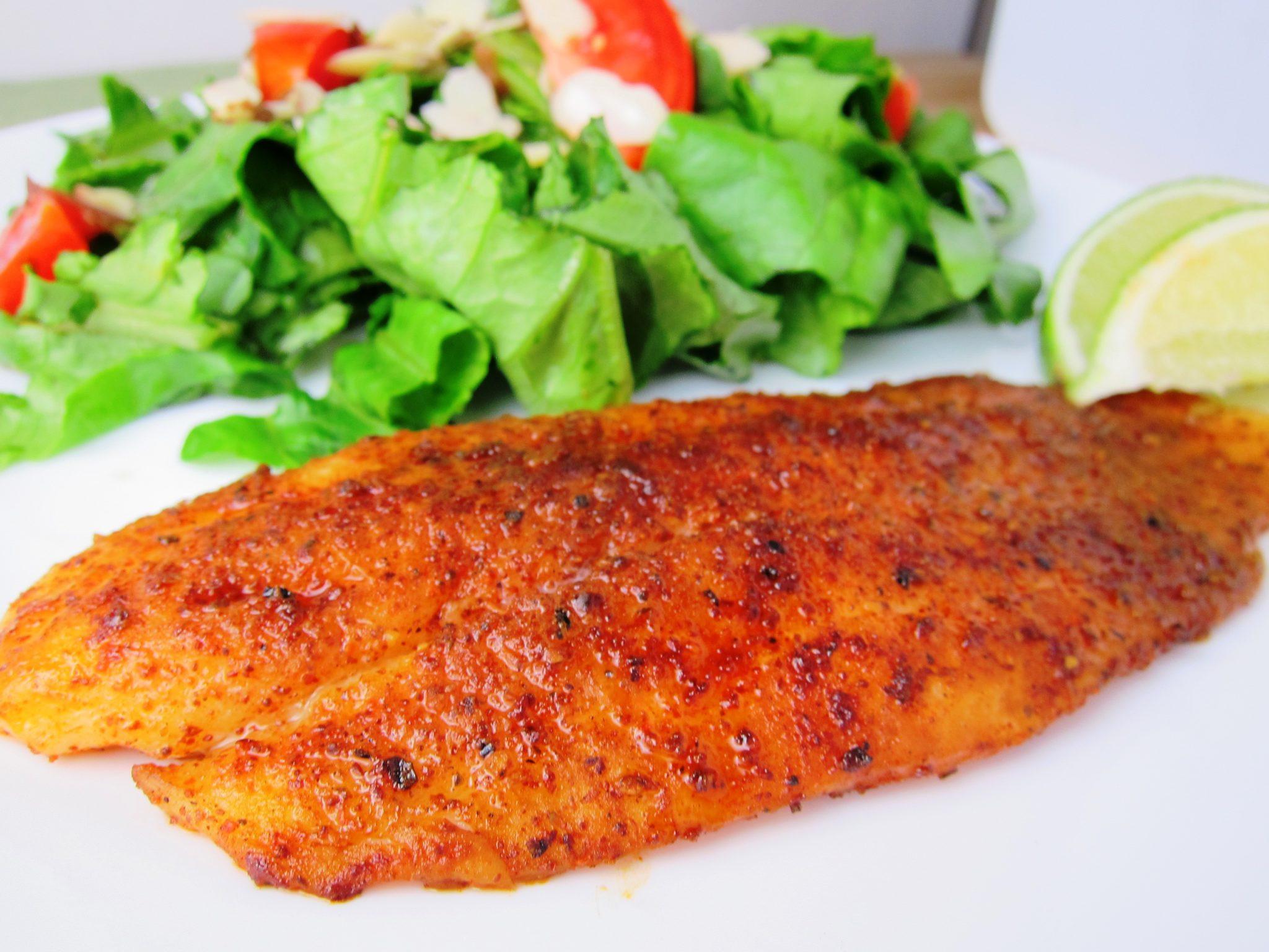 Swai Fish Recipes  10 Minute Chili Lime Swai Fillets