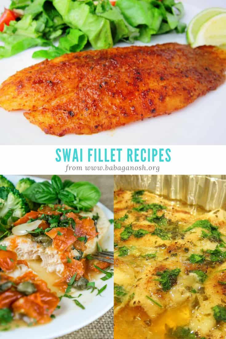 Swai Fish Recipes  3 Easy Tasty Swai Recipes to Make for Dinner