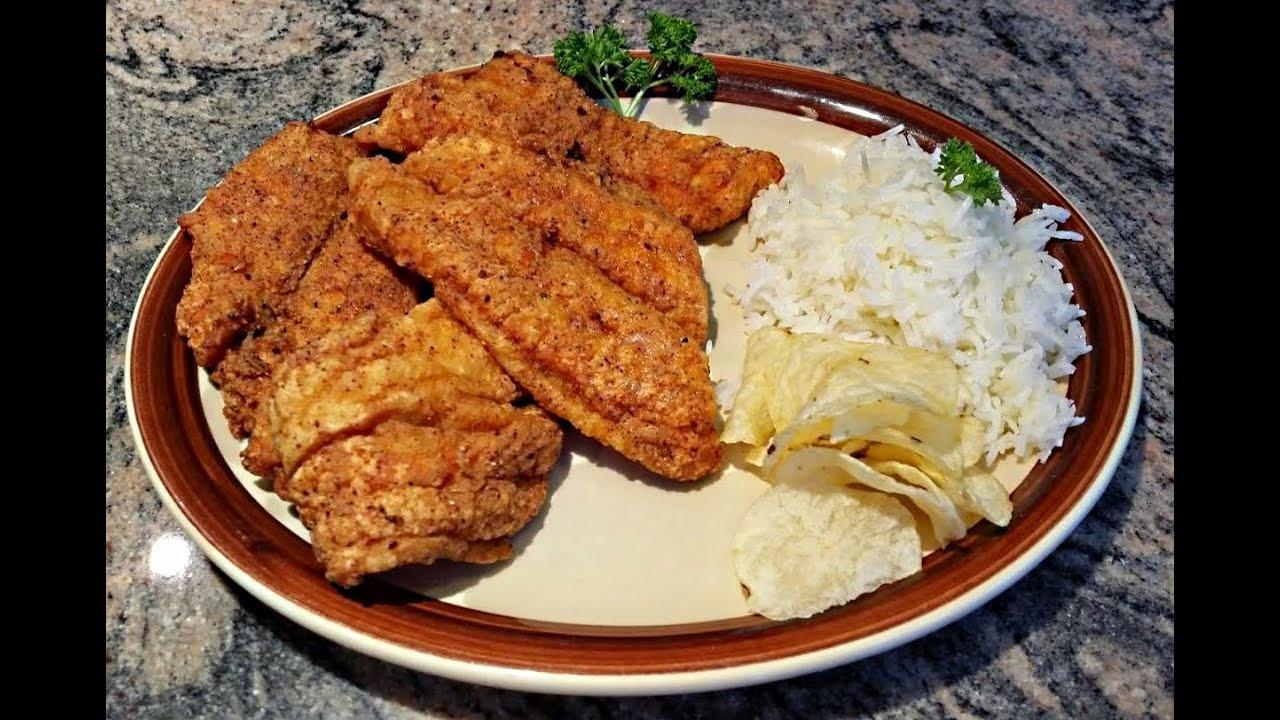Swai Fish Recipes  Deep Fried Swai Fish