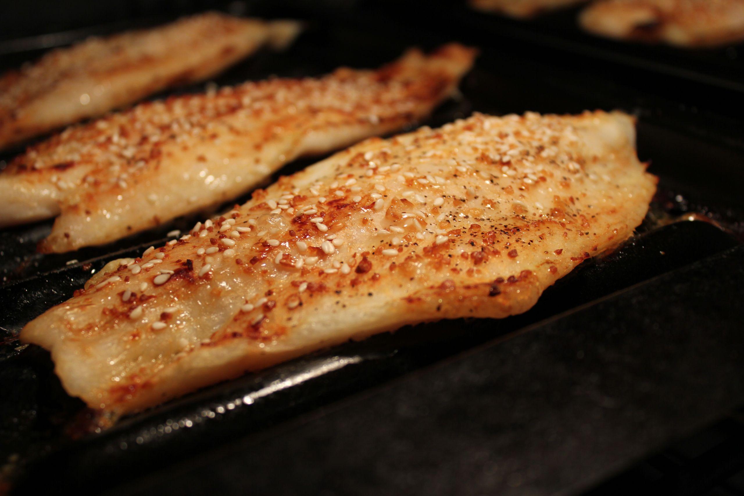Swai Fish Recipes  Ginger Sesame Swai