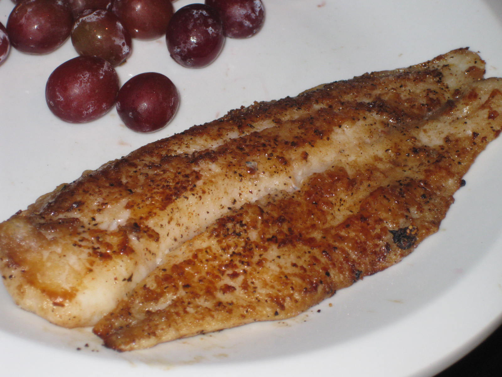 Swai Fish Recipes  Holly s Healthy Home Cooking Pan seared Swai Fish