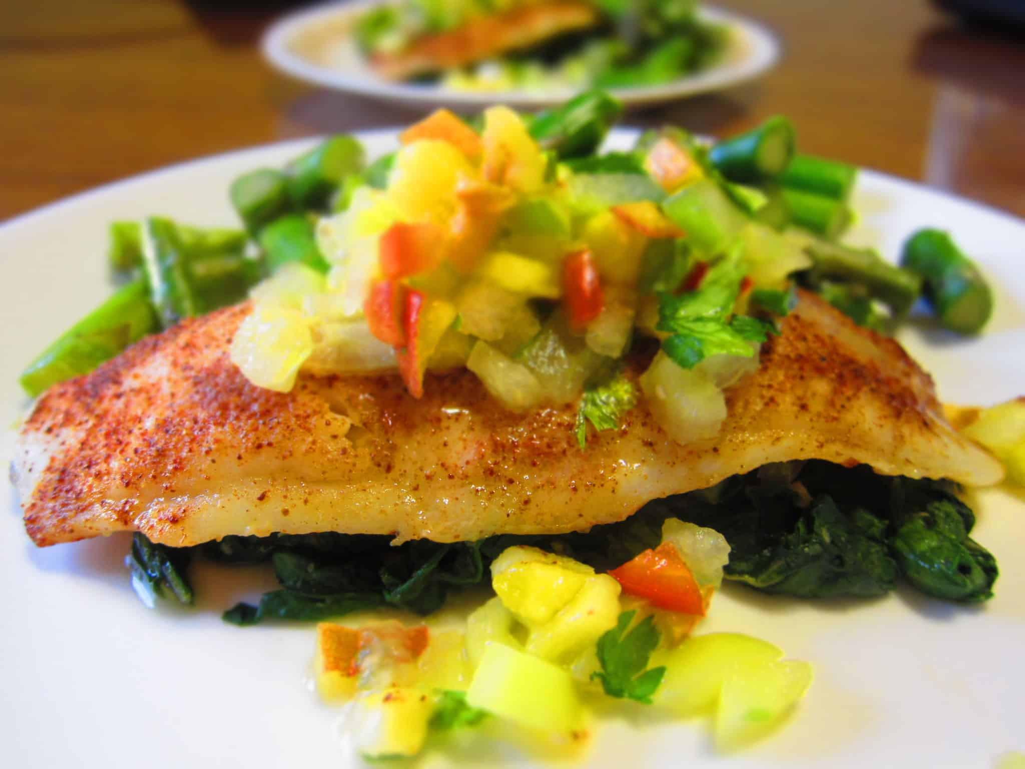 Swai Fish Recipes  Baked Swai with White Wine Lemon Garlic Sauce