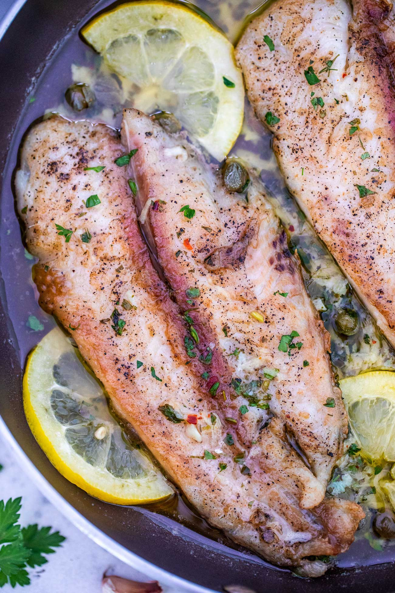 Swai Fish Recipes  Garlic Butter Swai Fish Recipe  Sweet and Savory