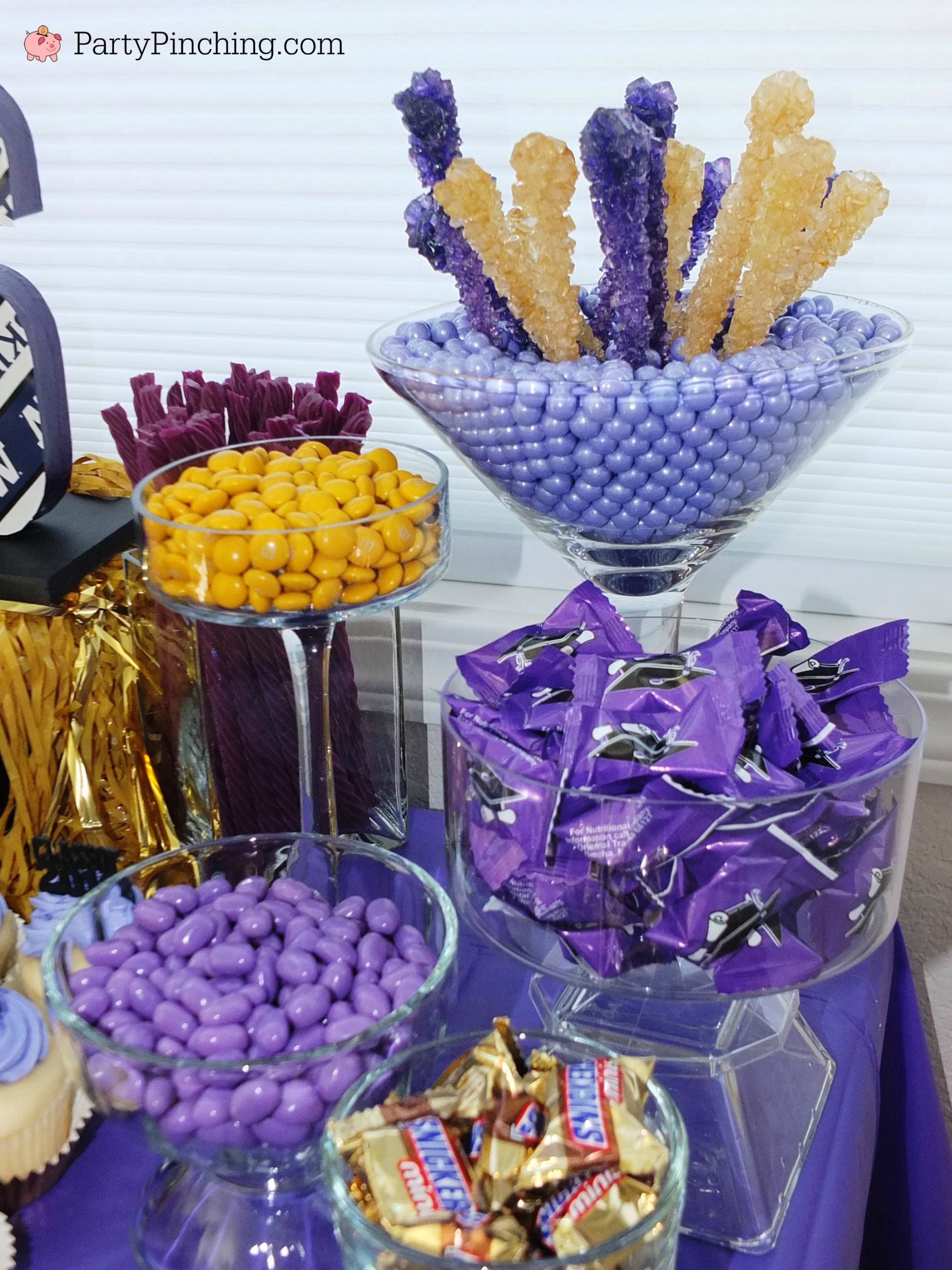 Table Decorations For Graduation Party Ideas  College Graduation Party Graduation Party Ideas 2020