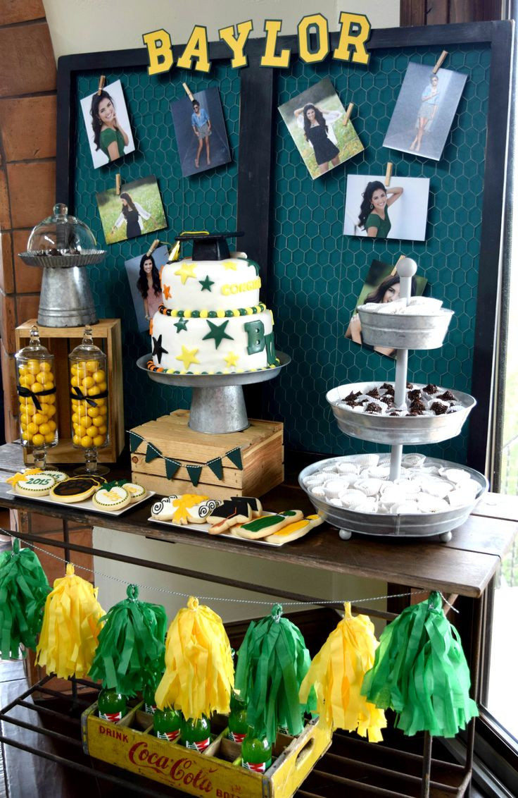 Table Decorations For Graduation Party Ideas  20 best images about Graduation Party Ideas on Pinterest