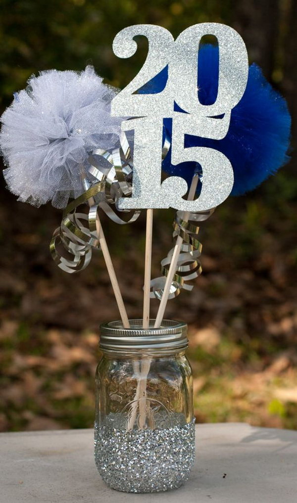 Table Decorations For Graduation Party Ideas  50 Creative Graduration Party Ideas Noted List
