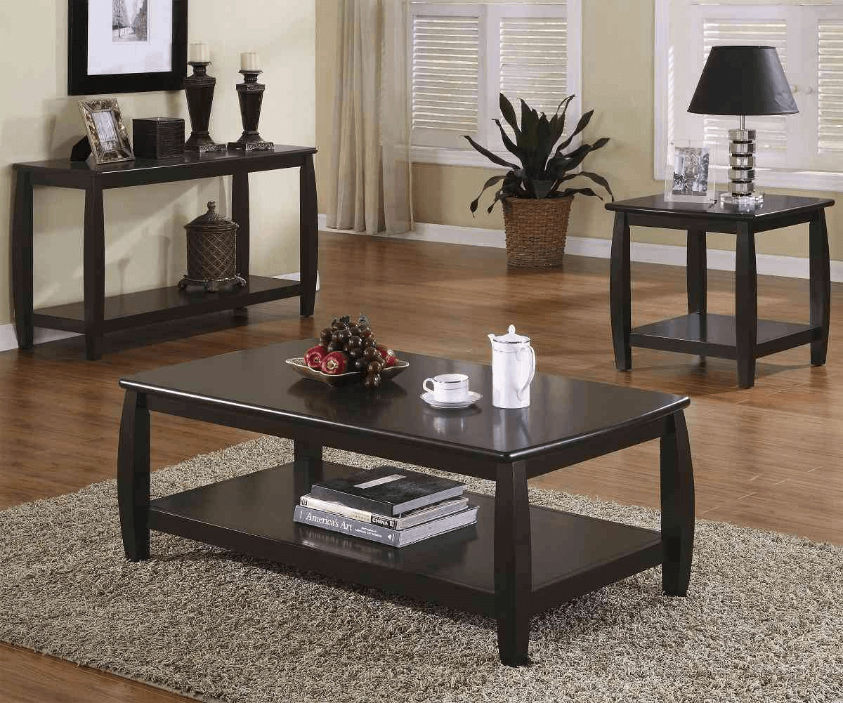 Table In Living Room  How to Decorate Living Room End Tables Flawlessly
