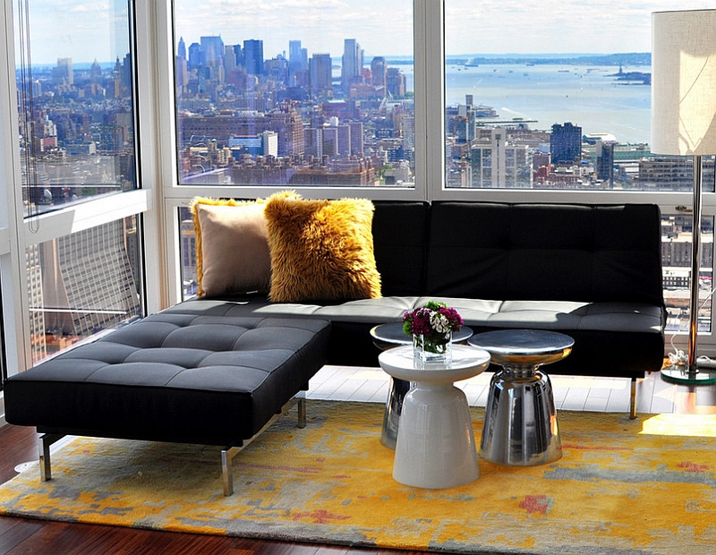 Table In Living Room  Trendy Trio Side Tables That Are Versatile And Sculptural