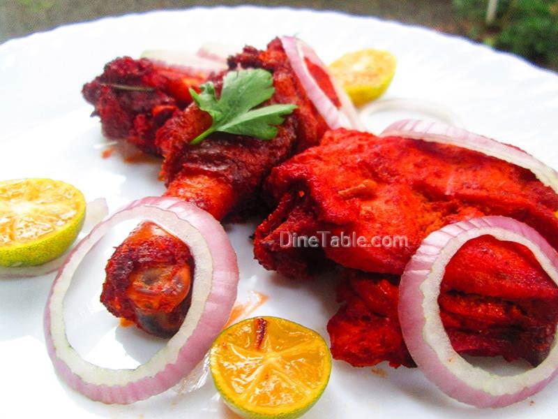 Tandoori Chicken Side Dishes  Tandoori Chicken