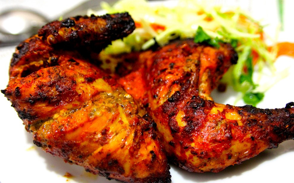Tandoori Chicken Side Dishes  TANDOORI CHICKEN RECIPE
