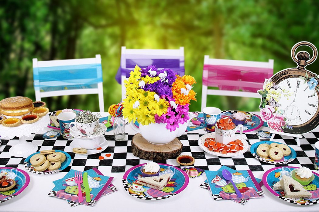 Tea Hat Party Ideas  How to Throw a Mad Hatter s Tea Party