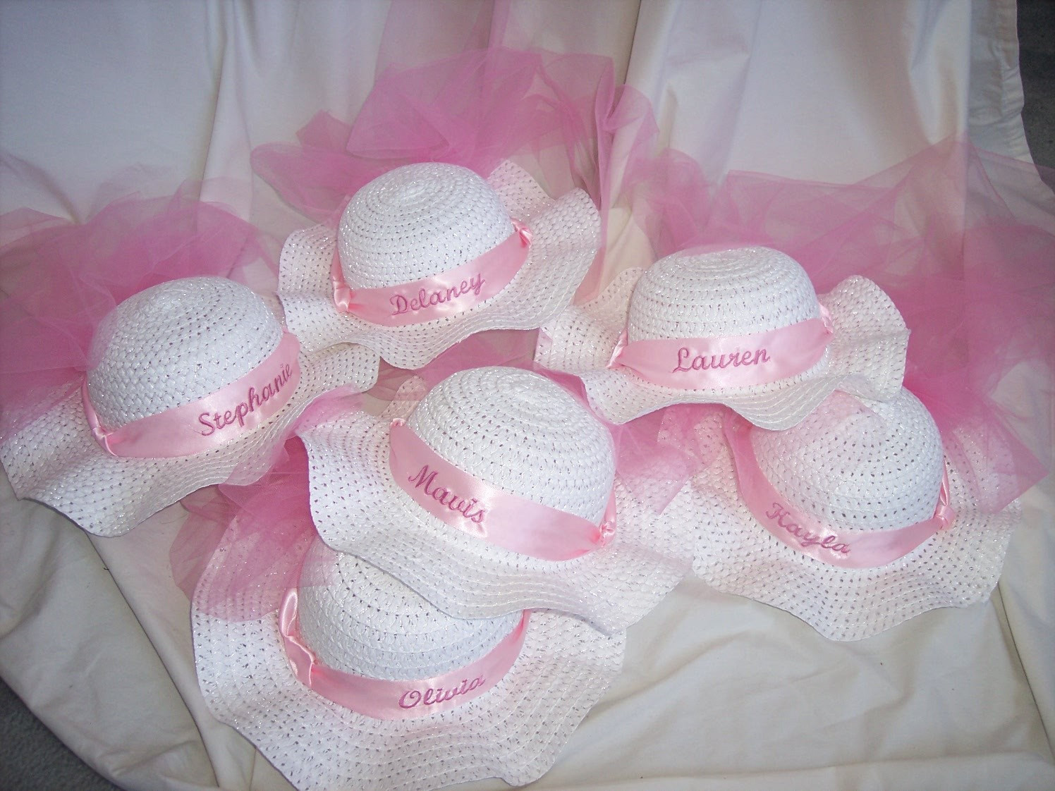 Tea Hat Party Ideas  Tea Party hat set of ten princessDiva party by itsmypartyplace