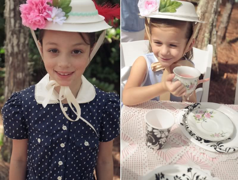 Tea Hat Party Ideas  A Tea Party Enjoying the Small Things