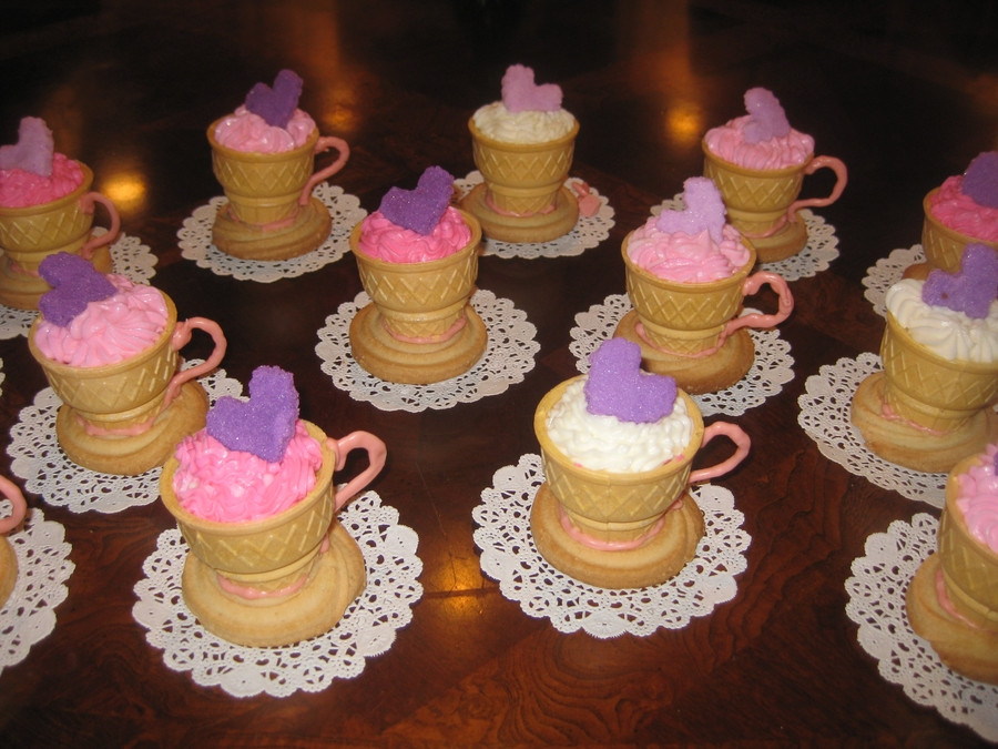 Tea Party Birthday Cake Ideas  Tea Cups For Tea Party Birthday Theme CakeCentral