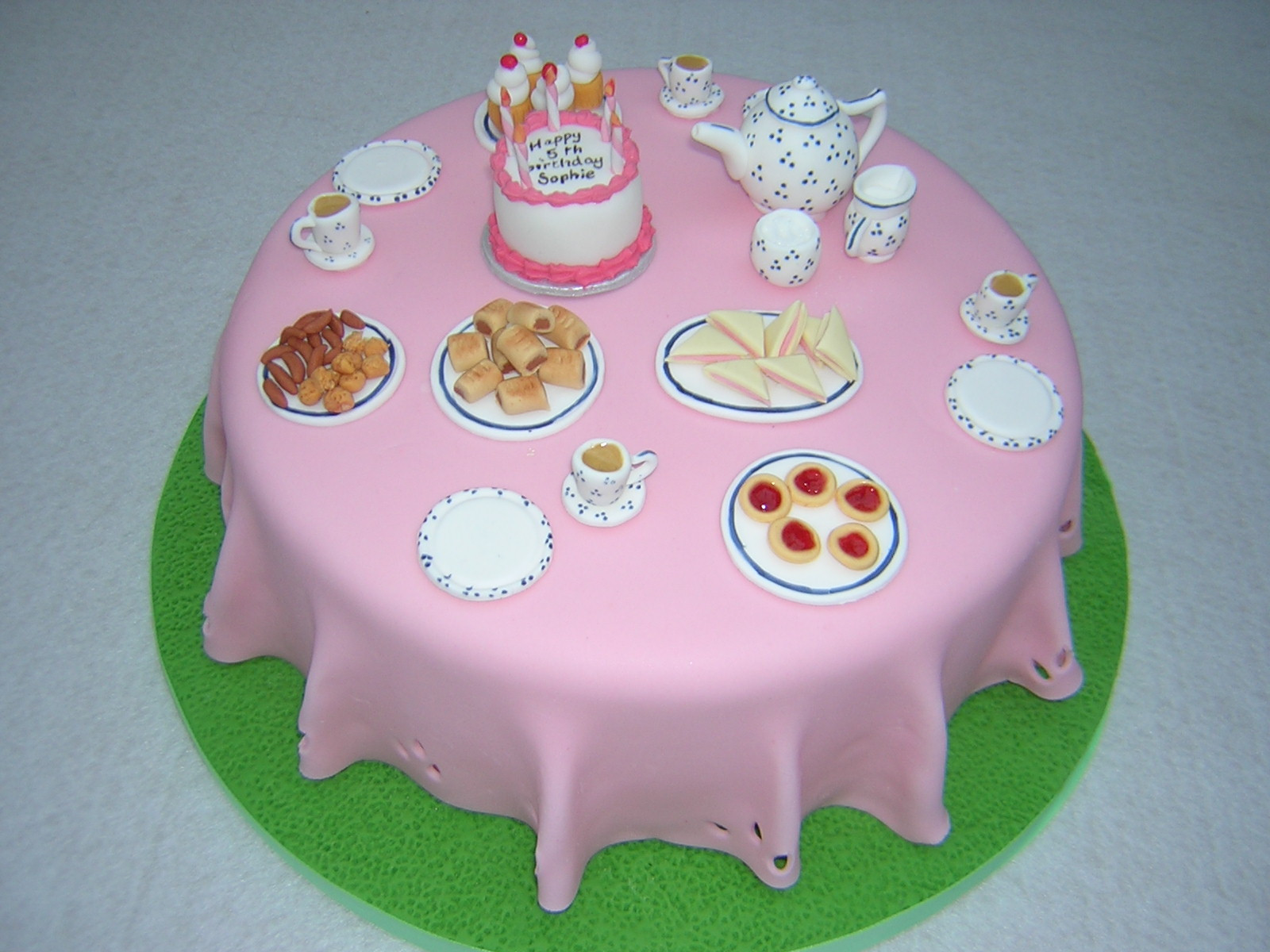 Tea Party Birthday Cake Ideas  Learn How to Host a Tea Party Birthday for Your Kids and