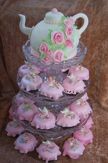 Tea Party Birthday Cake Ideas  Tea Party Cake Ideas Impressive Cake Ideas for a