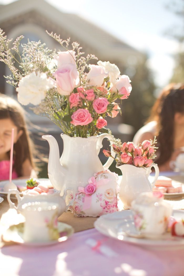 Tea Party Themes Ideas  40 Tea Party Decorations To Jumpstart Your Planning