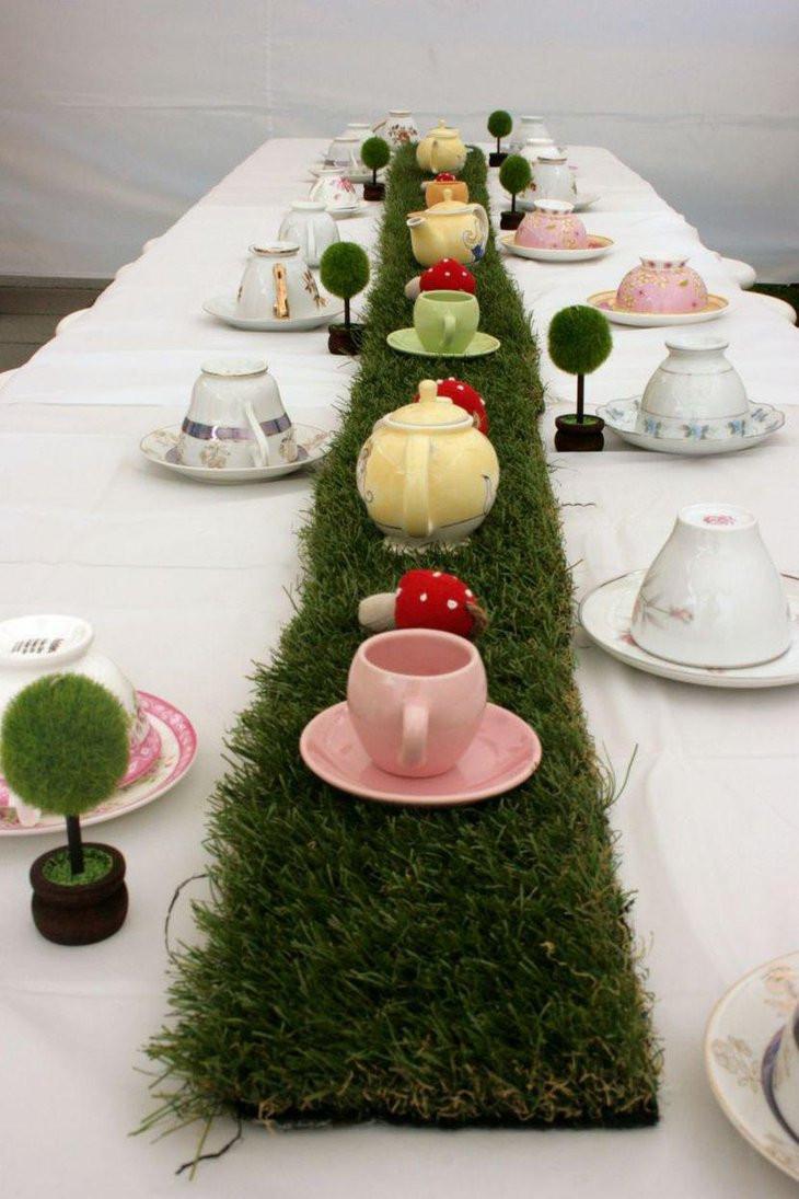 Tea Party Themes Ideas  33 Beautiful Tea Party Decorations