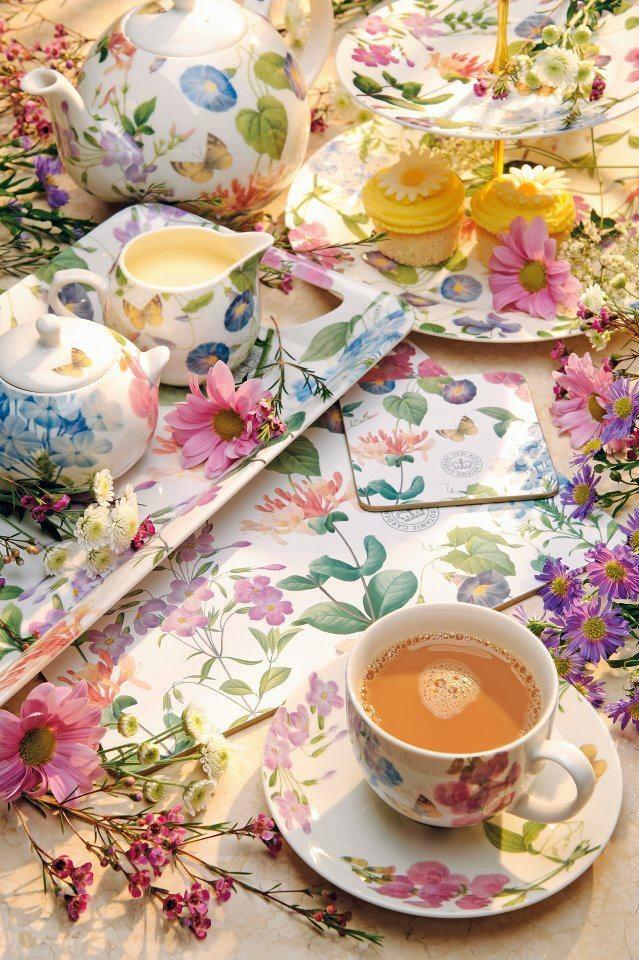 Tea Party Themes Ideas  5 Spring Tea Party Ideas
