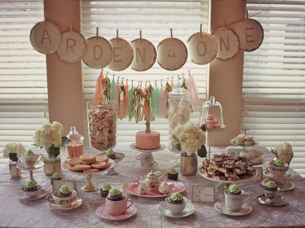 Tea Party Themes Ideas  Best Party Finalists September 2013 Project Nursery