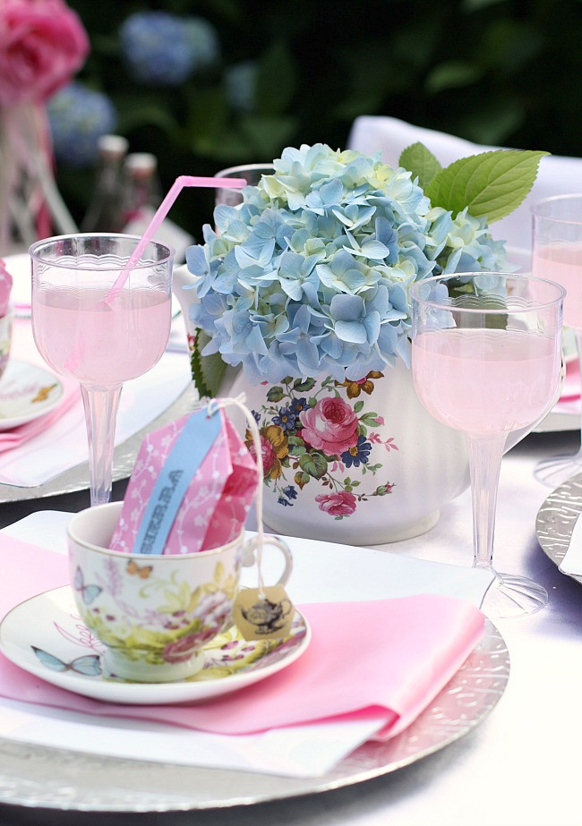 Tea Party Themes Ideas  Ideas For A Little Girls Tea Party Celebrations at Home
