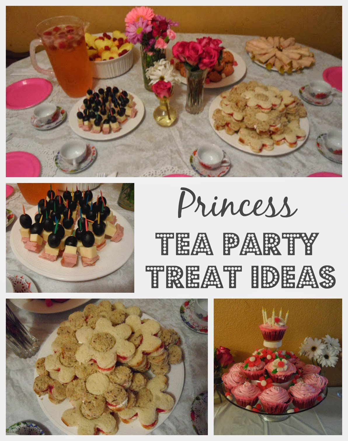 Tea Party Themes Ideas  Melissa Kaylene Princess Tea Party Birthday Ideas