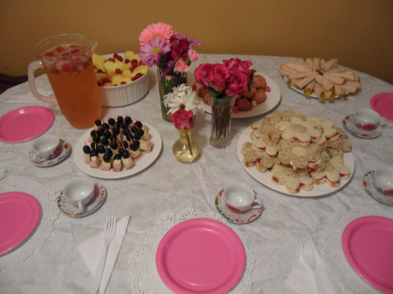 Tea Party Themes Ideas  Princess Tea Party Birthday Ideas Melissa Kaylene