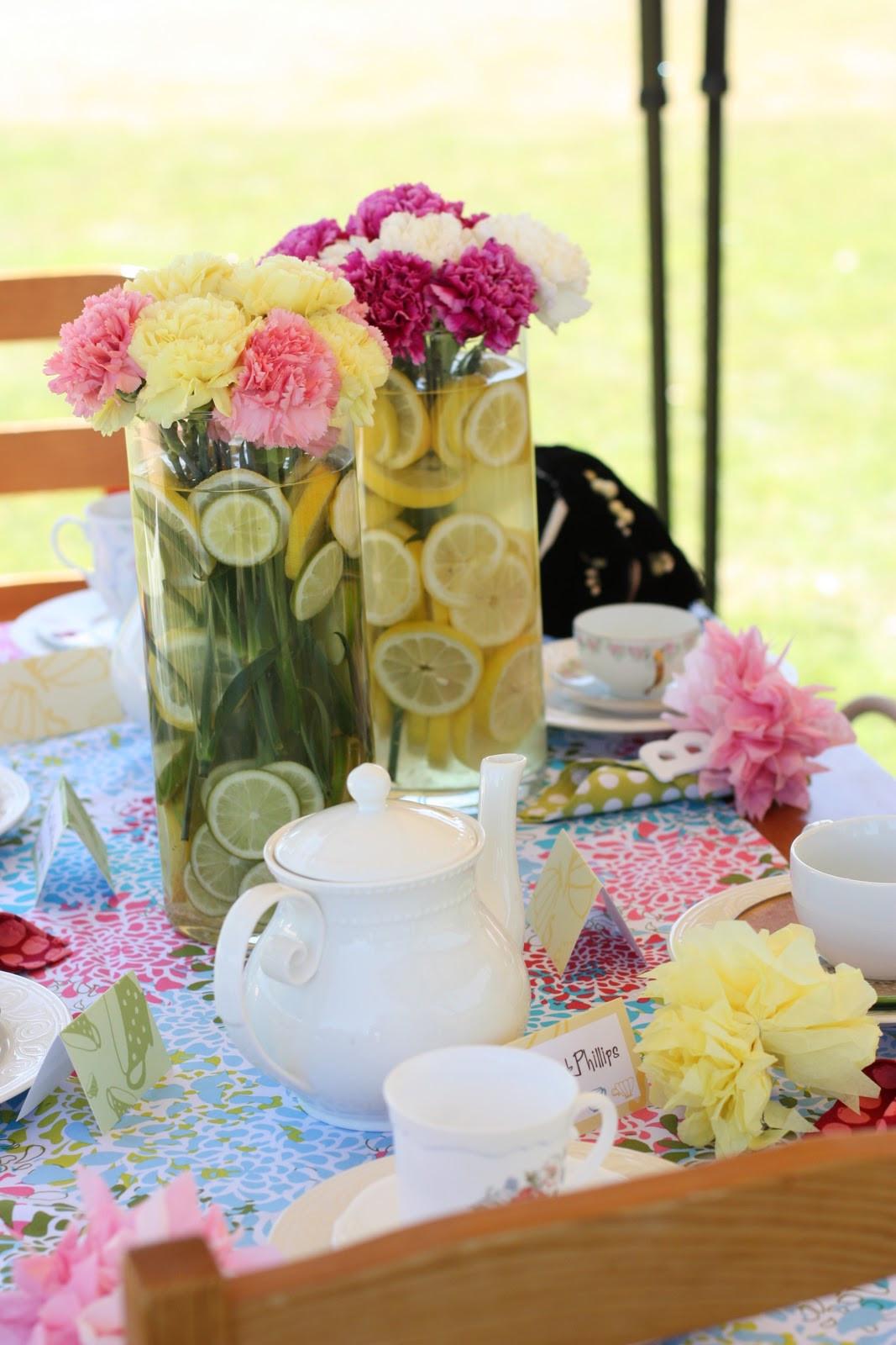 Tea Party Themes Ideas  Kara s Party Ideas Mother Daughter Tea Party 3rd Birthday