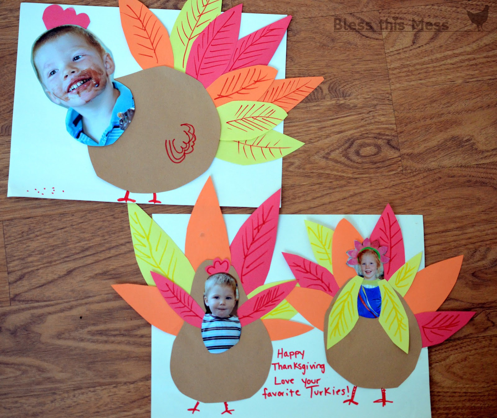 Thanksgiving Art And Craft Ideas For Toddlers  5 Easy Turkey Crafts for Kids