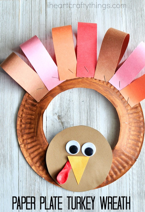 Thanksgiving Art And Craft Ideas For Toddlers  Turkey Crafts The Ultimate Thanksgiving Collection for Kids