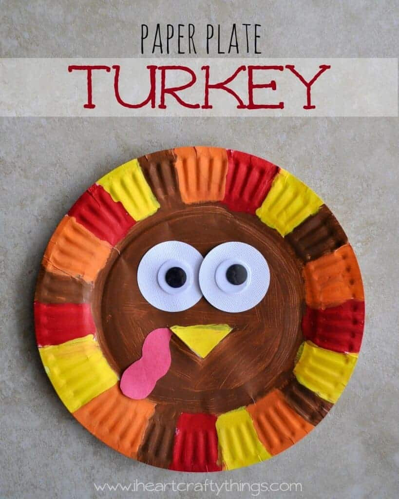Thanksgiving Art And Craft Ideas For Toddlers  12 Thanksgiving Craft Ideas for kids Page 2 of 2