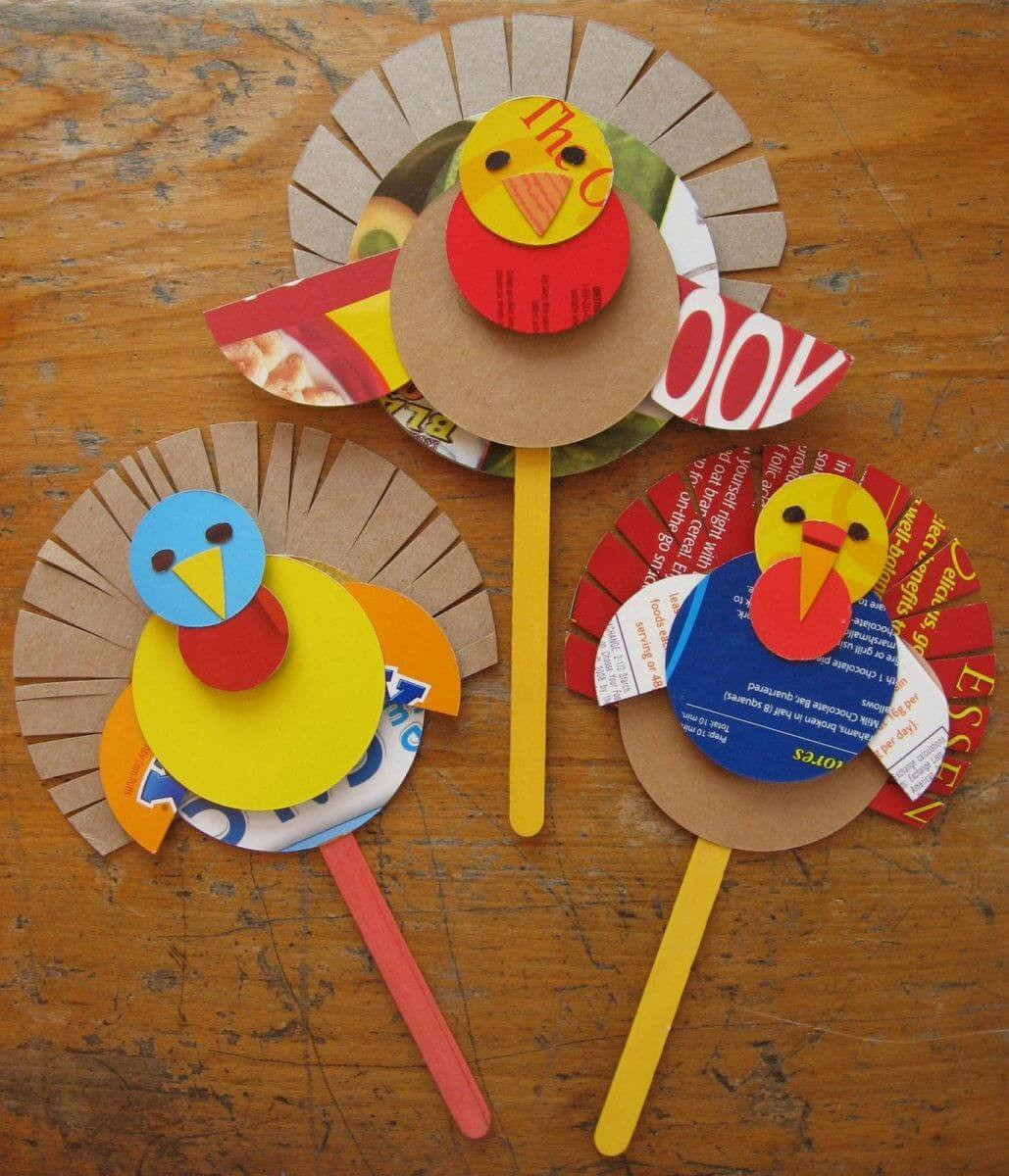 Thanksgiving Art And Craft Ideas For Toddlers  22 Easy Thanksgiving Crafts For Kids – Architectures Ideas