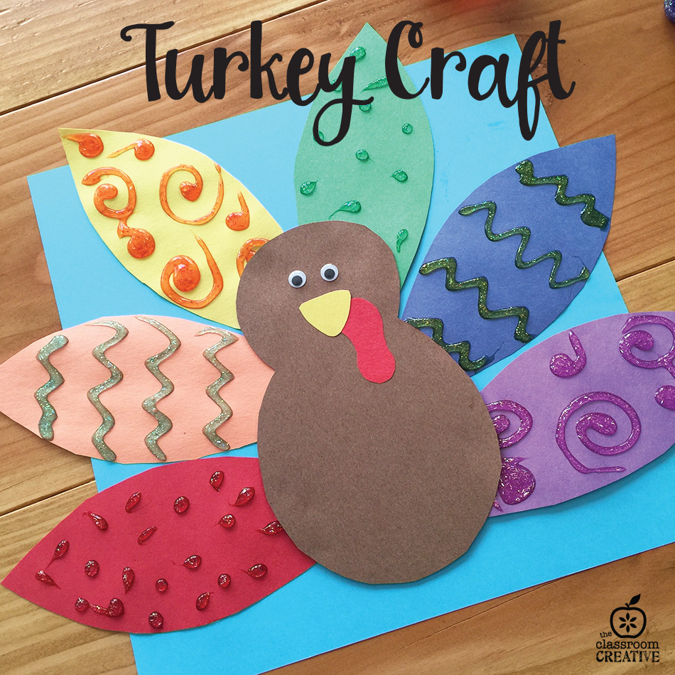 Thanksgiving Art And Craft Ideas For Toddlers  20 Easy Thanksgiving Crafts for Kids