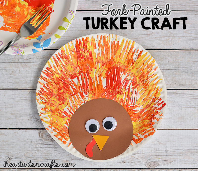 Thanksgiving Art And Craft Ideas For Toddlers  10 Fun Thanksgiving Crafts For Kids Resin Crafts