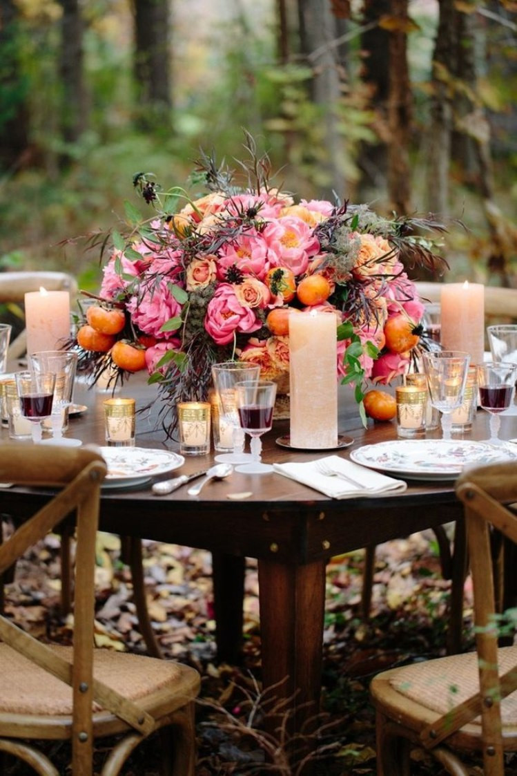 Thanksgiving Dinner Table Decorations  15 Decoration Ideas for Thanksgiving Dinner – Home And