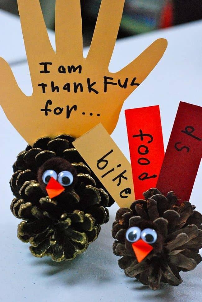 Thanksgiving Turkey Craft  Festive Fun 12 Easy Thanksgiving Crafts for Kids