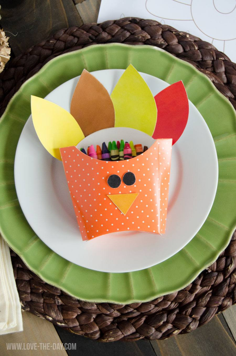 Thanksgiving Turkey Craft  15 DIY Turkey Craft Projects for Thanksgiving on Love the Day