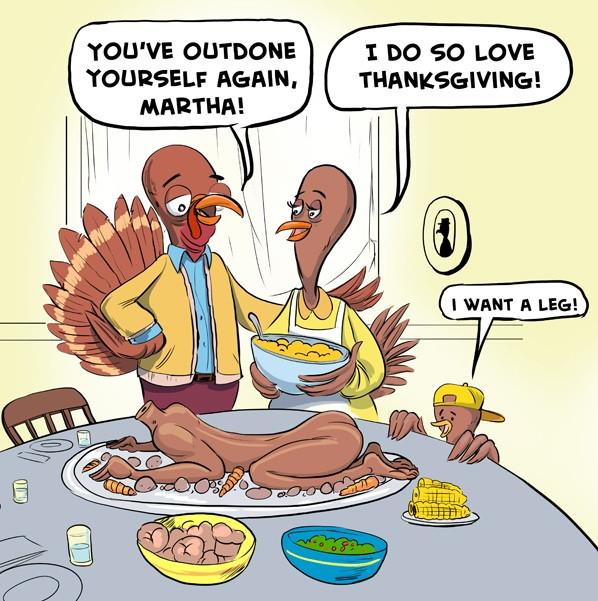 Thanksgiving Turkey Funny  Funny Thanksgiving Dinner King Tumblr