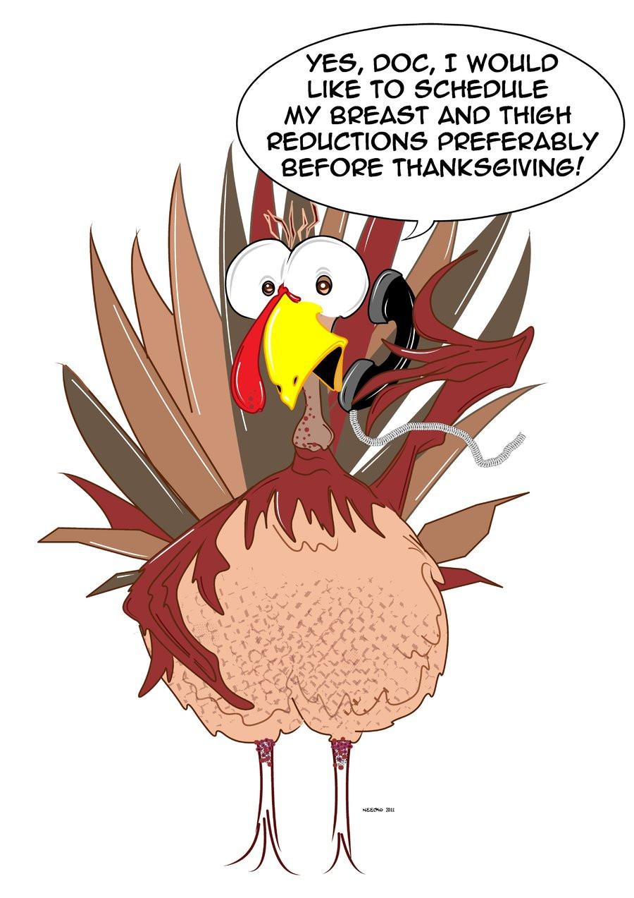 Thanksgiving Turkey Funny  funny thanksgiving turkey by neeckochichi d4gce3k