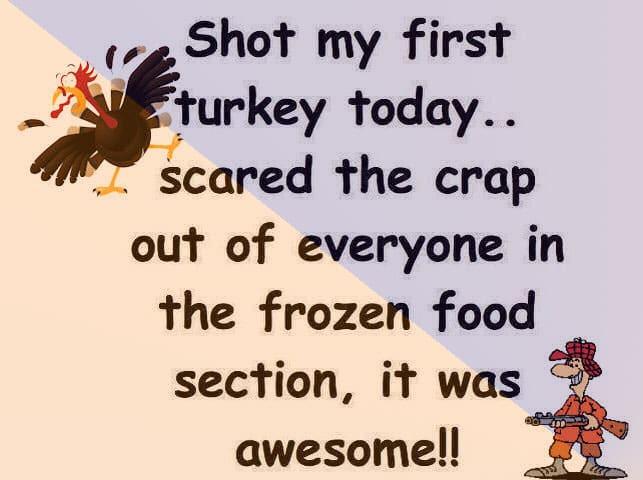Thanksgiving Turkey Funny  Happy Thanksgiving Jokes 2019 Funny Thanksgiving Jokes
