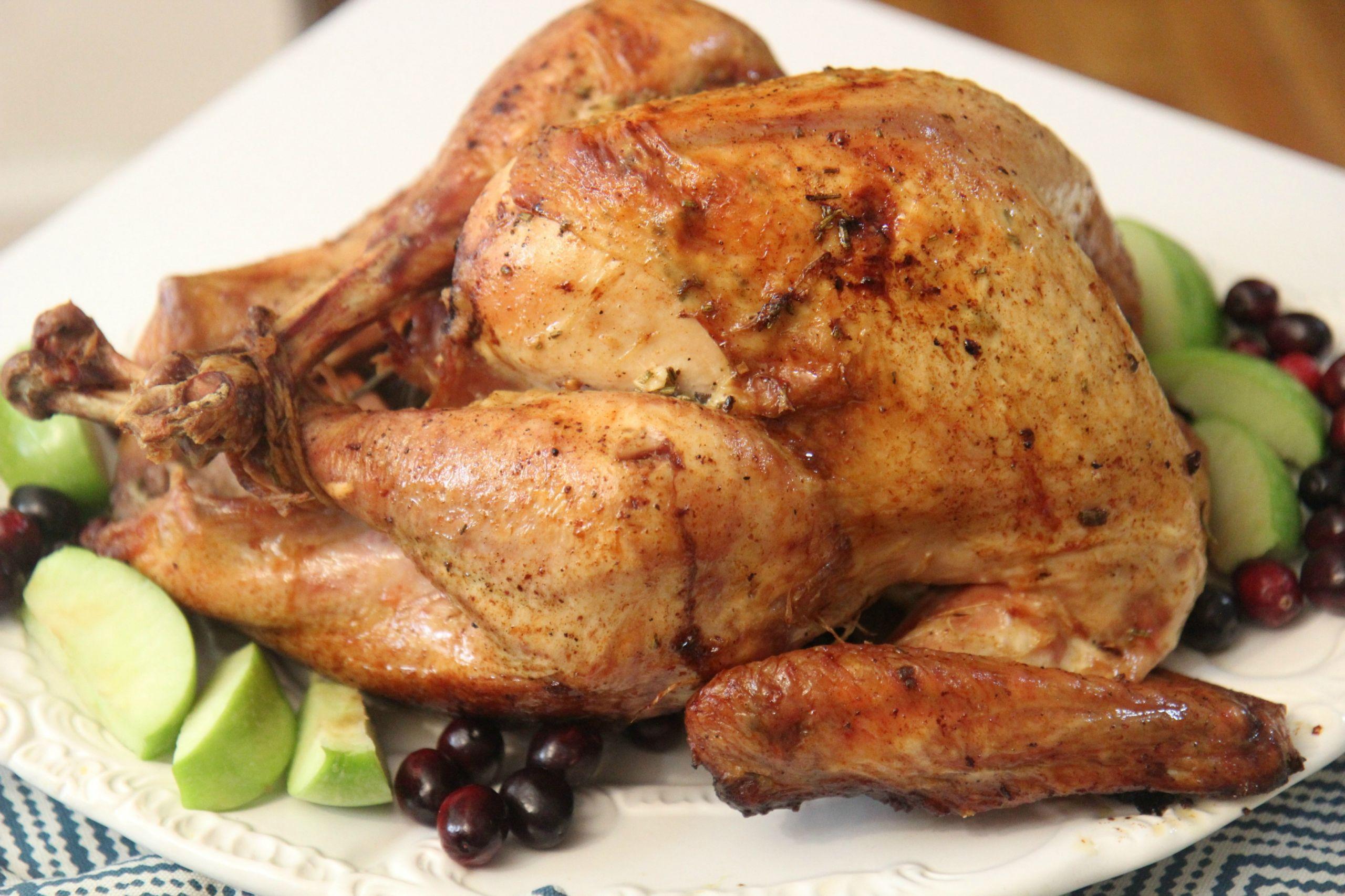 Thanksgiving Turkey Rub  Thanksgiving Roasted Turkey Recipe