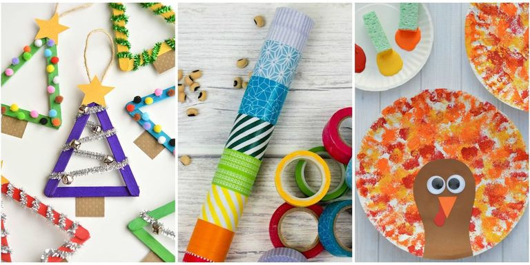 Toddler Arts And Craft Ideas  10 Easy Crafts For Toddlers Arts and Crafts Ideas for