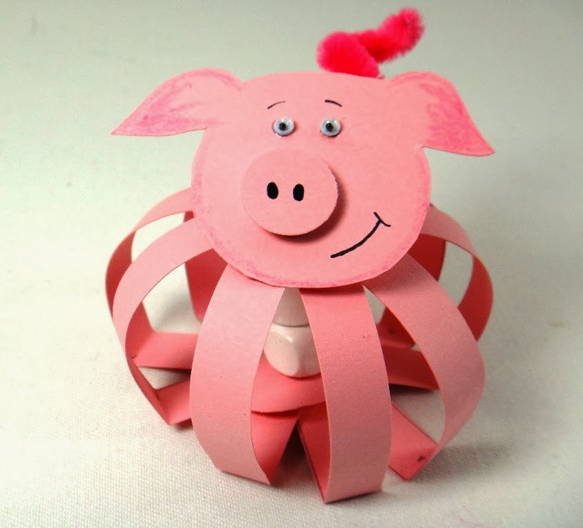 Toddler Arts And Craft Ideas  9 Cute Pig Arts And Crafts Ideas for Kids and Toddlers