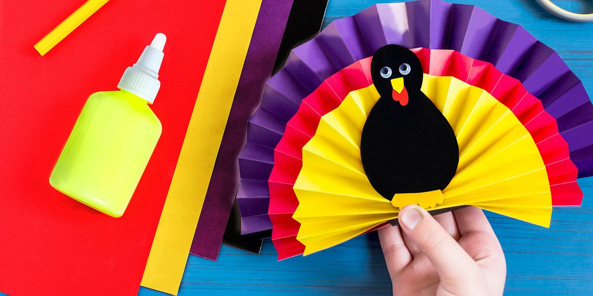 Toddler Arts And Craft Ideas  18 Easy Thanksgiving Crafts for Kids Free Thanksgiving