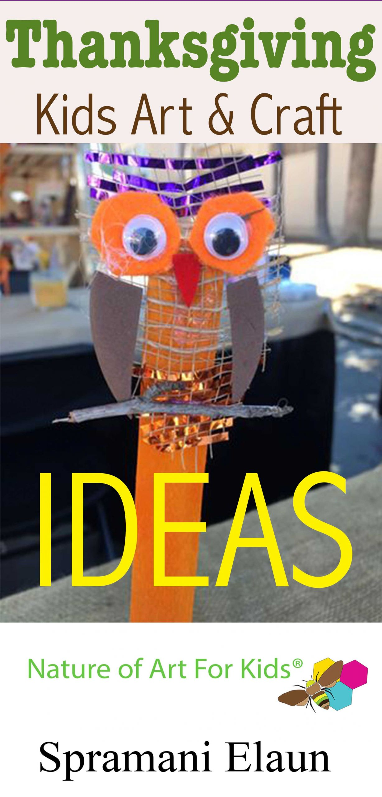 Toddler Arts And Craft Ideas  Thanksgiving art and craft projects ideas for kids