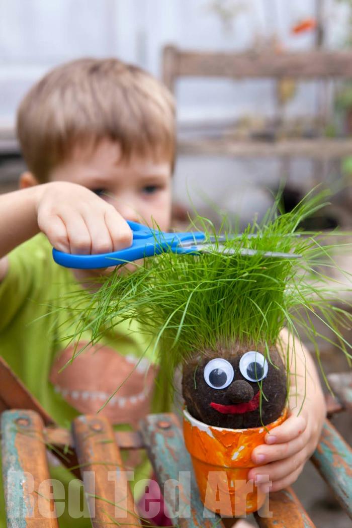 Toddler Craft Project  10 Spring Break Crafts For Kids Resin Crafts