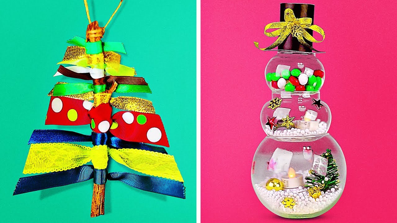 Toddler Craft Project  15 LOVELY CHRISTMAS CRAFTS KIDS WILL LOVE TO MAKE