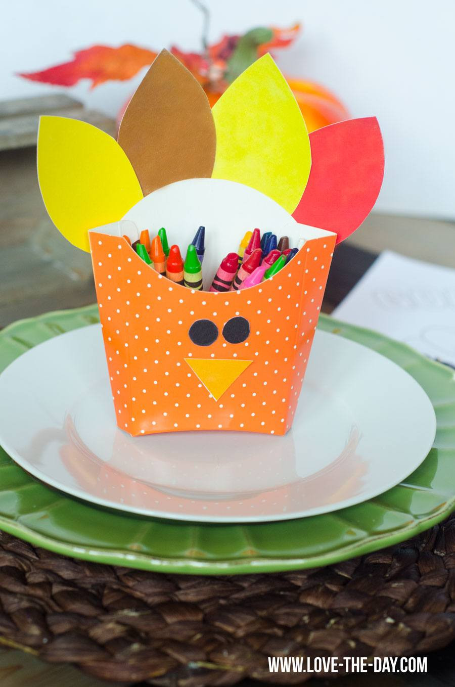 Toddler Craft Project  10 Fun Thanksgiving Crafts For Kids Resin Crafts