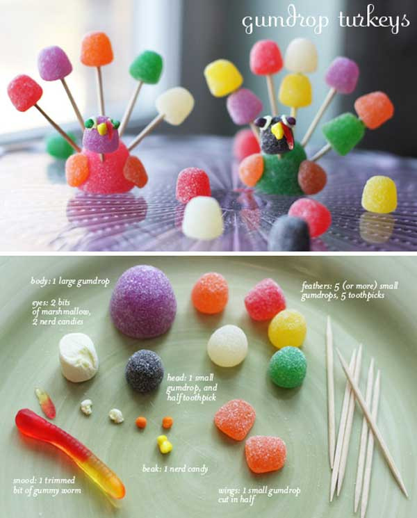 Toddler Craft Project  Top 32 Easy DIY Thanksgiving Crafts Kids Can Make